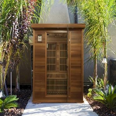 sauna infrarouge quebec. Black Bedroom Furniture Sets. Home Design Ideas